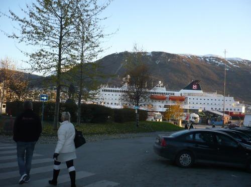 Troms_hurtigruten